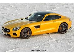 The new Mercedes-AMG GT: Driving performance for sports car enthusiasts. Click image for more!!!