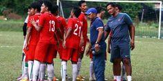 Jelang AFF 2016, Timnas Indonesia Uji Coba Lawan Timnas Malaysia
