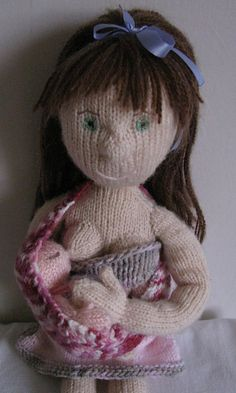 Ravelry: Maya and baby Emma pattern by Martyna Kunkel