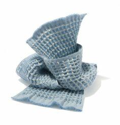 waffle scarf  samira boon