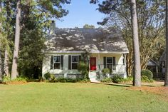 Adorable home with over-sized 3 bedrooms and 2 1/2 baths. Home is in high demand Mandeville neighborhood-SOLD!