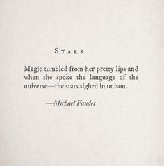 Imagen de quotes, stars, and poem