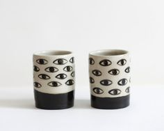 "irisnectar: "" Handmade ceramic kitchenware by Kinska Shop on etsy """