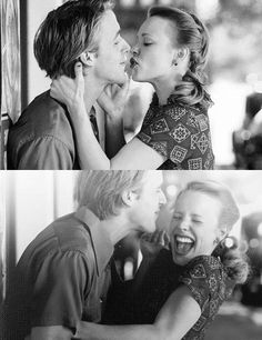 The notebook (2004) - Ryan Gosling and Rachel McAdams