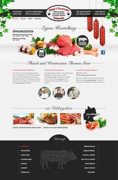 103 Best Food Websites Images On Pinterest Page Layout Food