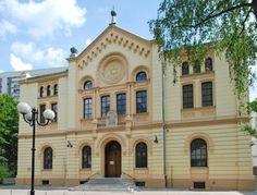Nożyk Synagogue (Synagoga Nożyków)   WarsawTour - Official Tourist Portal of Warsaw