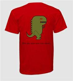 Shirt I made on uberprints.com. back