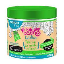 Resultado de imagem para gelatinas to de cachos