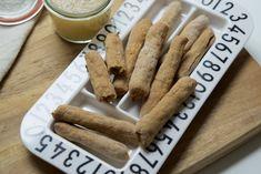 Dinkelstangen für Babys und Kleinkinder. BLW Snack schnell gemacht und gesund. › die kleine Botin