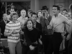 The Twizzle // The Dick Van Dyke Show