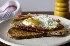 the crispy egg