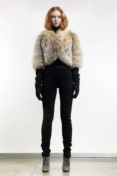 Antonio Berardi Pre-Fall 2009 Fashion Show: Complete Collection - Style.com