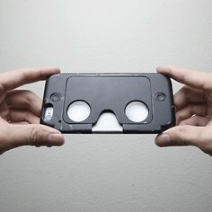 The Figment iPhone case is also a VR viewer