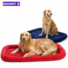 Pet Products Customized Dogs Beds Cute Dog House For Small Medium Cats Dogs Cushion Cartoon Pattern Durable Waterproof Animals Mats