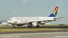 South African Airways - Airbus A300