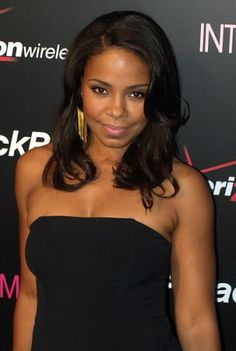 Love Sanaa Lathan's Hair