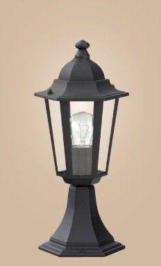 Luminaire Petit Lampadaire Exterieur Lanterne De Jardin Classique Lampe Sur Pied Ip43 Noir 2 2 802 Lamp Lighting Decor