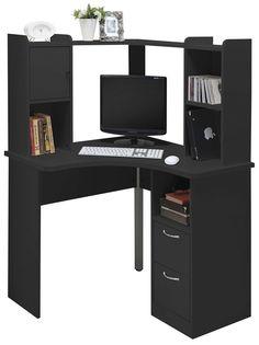 Fingerhut - Corner Computer Desk
