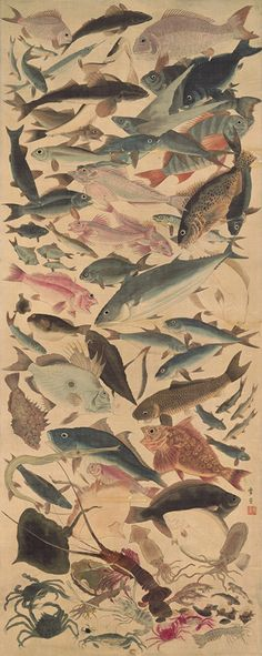 All the fish in the sea.