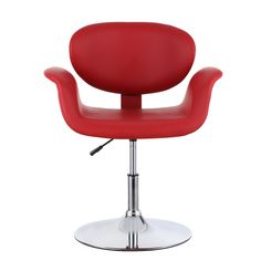 Extra 10% off iKayaa Modern Ergonomic Leather Salon Barber Hairdresser Chair Now: $69.99.