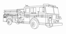Transport Coloring Pages Free Printable In 2020 Truck Coloring