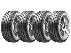 Conjunto de 4 Pneus Bridgestone 205/55R16 Aro 16 - ER300 Turanza com as melhores condições você encontra no Magazine Raimundogarcia. Confira!