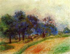 Landscape Pierre Auguste Renoir