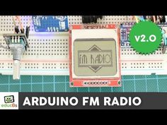 Dear friends welcome to another Arduino project Instructable! I am very excited because today I am going to show you how I built this Art Deco style FM Radio project. Software Projects, Arduino Projects, Electronics Projects, Simple Electronic Circuits, Arduino Radio, Very Excited, Dear Friend, Art Deco Fashion, Science And Technology
