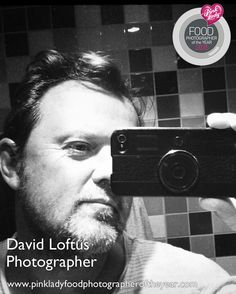 David Loftus, one of the world's leading food photographers, known for his work with Jamie Oliver and member of our illustrious panel of judges for 2016. http://www.davidloftus.com/