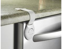 Safe & Shut Dishwasher Locking Strap, $3.99