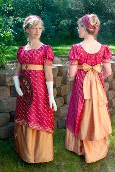 jane+austen+gowns | Found on etsy.com