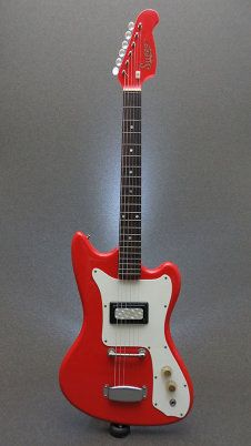 Supro Normandy S611 1967
