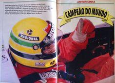 """Revista Grid - Reportagem - """"Campeão do Ano"""" - Brasil"""