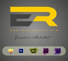 Erdal Cinkiş logo design