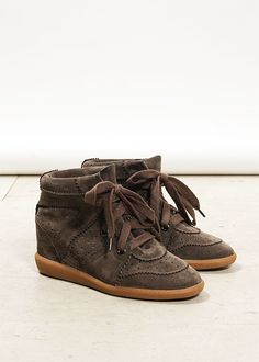 Isabel Marant  Bobby Sneaker    if i could, i surely would...