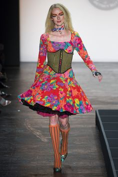 Betsey Johnson, Look #11