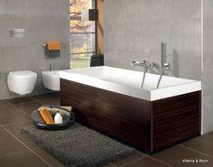 Villeroy & boch Squaro slim line Whirlpool bad foto 2 Keep Company, Villeroy, Showroom, Bathtub, Home, Design, Bathroom Furniture, Bathroom Ideas, Colouring