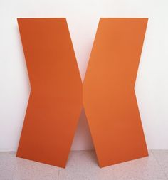 Ellsworth Kelly, Gate,1959. Medium: Sculpture, Sculptures Size: overall installed 63 x 63 x 17 inches