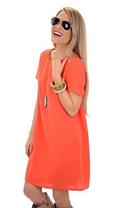 Studded Shift Dress :: NEW ARRIVALS :: The Blue Door Boutique