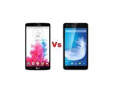 LG G Vista Vs Xolo Android Q900s - Comparison