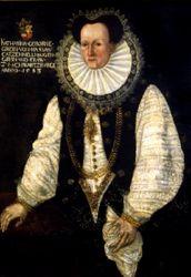 Catharina van Nassau (1543-1624)