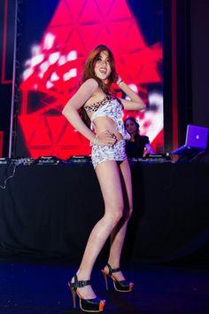 Sexy Dancer Auto Black Contes