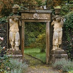 Garden Gate, Fife, Scotland