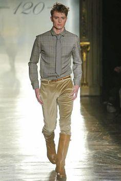 Daks Menswear Fall Winter 2014 Milan - NOWFASHION