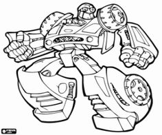 Optimus Prime Bot Coloring Pages For Kids Printable Free Rescue Rescue Bot Coloring Pages