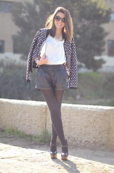 studded jacket - Lovely Pepa by Alexandra