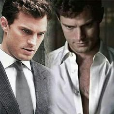 Love my husband, but I totally want Christian Grey