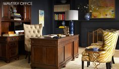 Waverly Shop Our Home Offices at Horchow