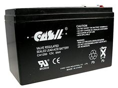 Casil 12v 8ah for GT12080-HG FiOS Systems Battery F2
