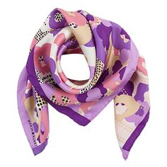 The scent of flowers fills the air, and the display of colour mesmerises the viewer. Happiness is watching the playful dance of flowers. Wool Scarf, Cashmere, Scarves, Happiness, Spring Summer, Display, Dance, Colour, Flowers